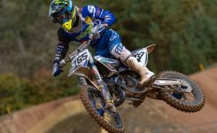 Kārlis Sabulis wins Latvian MX2 champion's title