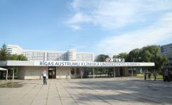 Renovation of Building 1 of Gaiļezers Hospital launched