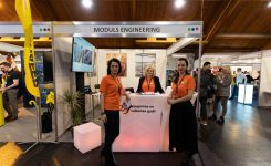 During RTU Career Days 2020 Moduls Engineering showed youngsters internship and career opportunities