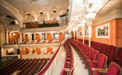 Moduls Engineering participates in a number of National Theatre reconstruction and renovation projects