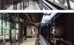 Žurnālā Latvijas Arhitektūra par Latvijas Nacionālā teātra piebūvi