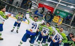 HK Mogo izcīna Latvijas čempiona titulu