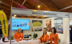 """Moduls Engineering  """"RTU Karjeras dienas 2020""""  iepazīstina jauniešu ar prakses un karjeras iespējām"""