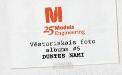 """""""Vēsturiskais foto albums"""" – Duntes Nami"""