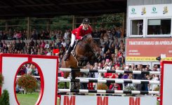 Moduls Engineering supports show jumping world cup stage