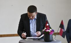Moduls Engineering signs contract on renovation of the historical Kuldīga Children and Youth Centre building